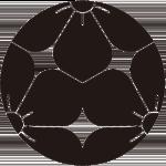 三つ割り桔梗紋